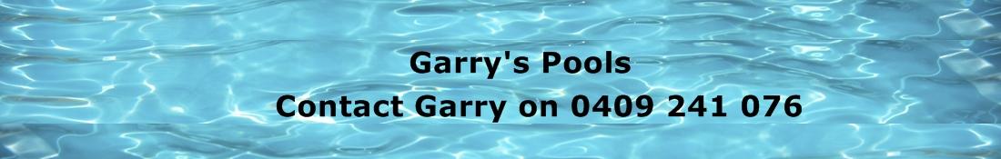 Contact Garry